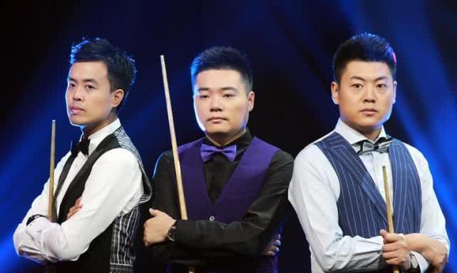丁俊晖携中国12将晋级,5个4