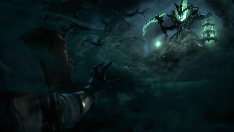 新英雄预告视频:卢锡安终于抵达暗影岛
